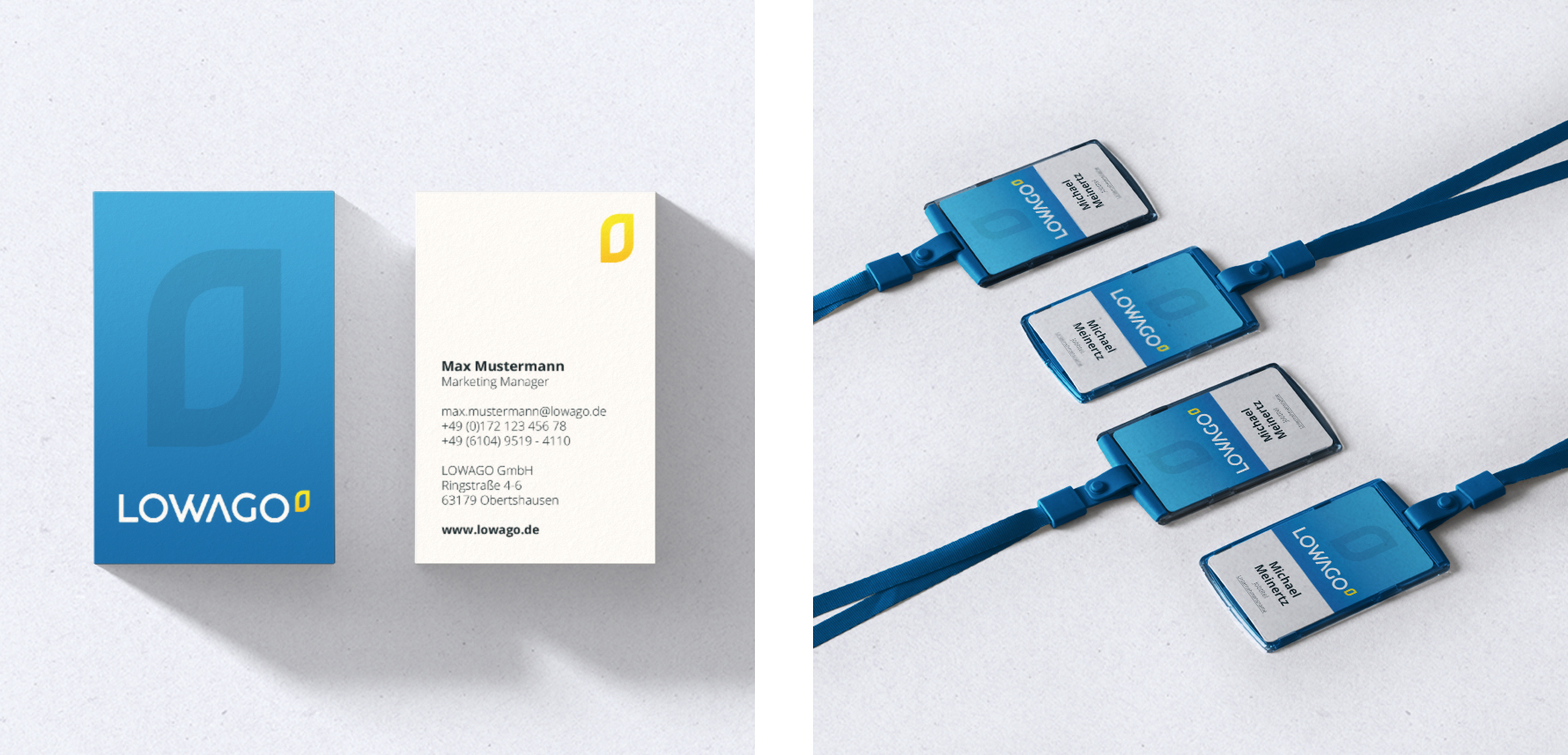 Hüfner Design | Referenz LOWAGO | Stationary