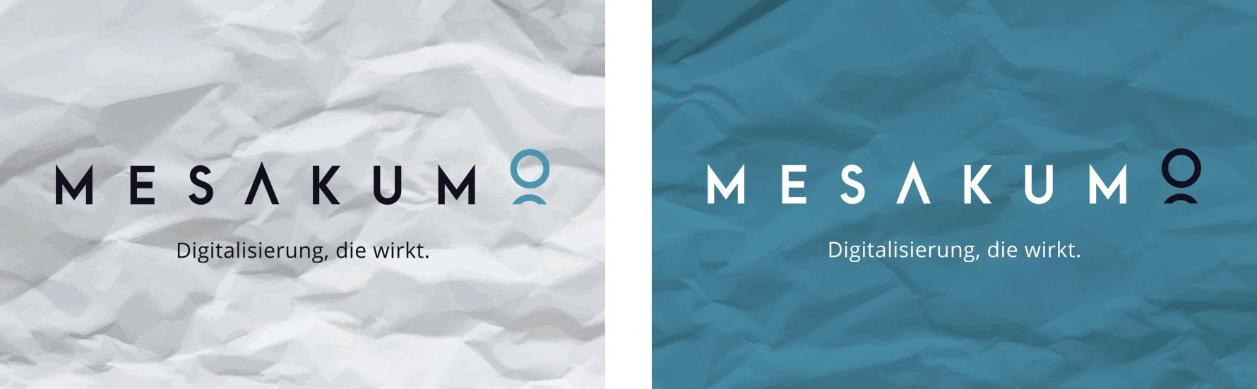Hüfner Design | Referenz mesakumo | Logo